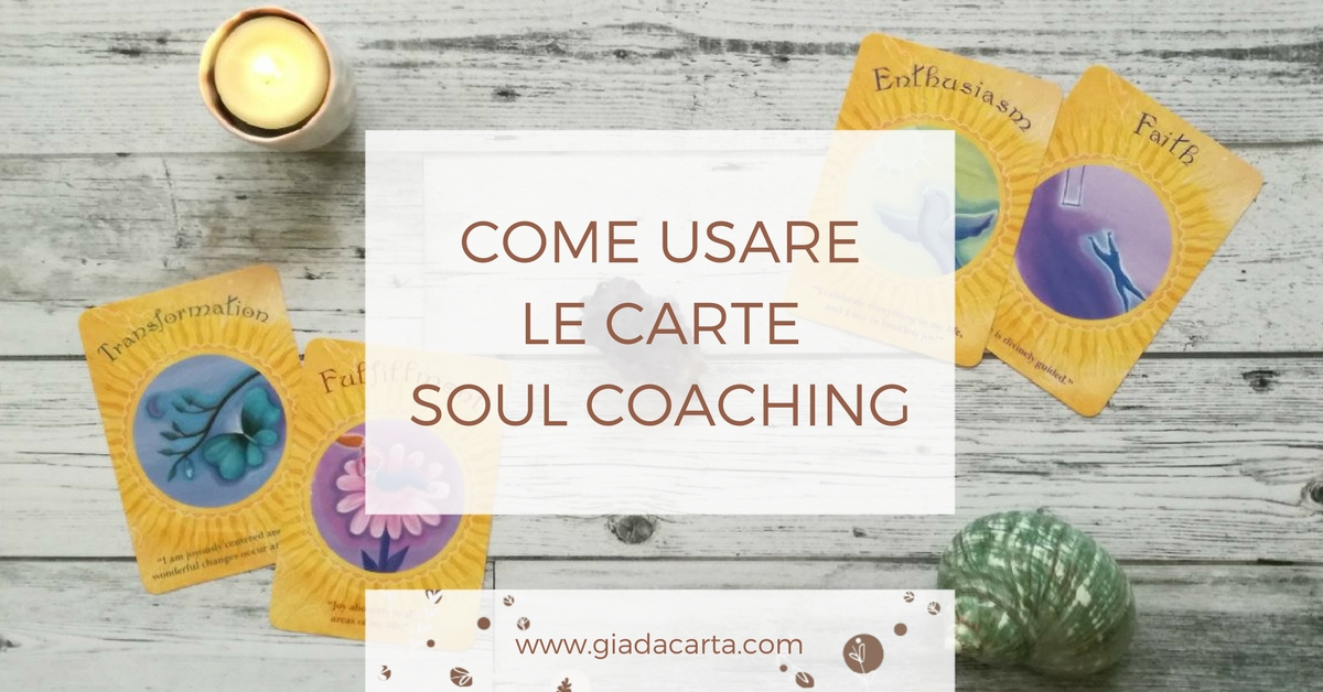 Carte Soul Coaching © Giada Carta